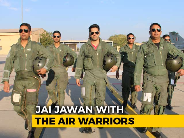 Jai Jawan With Varun Dhawan