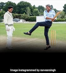 What Kapil Dev First Said When Asked For Permission To Make ''83'