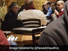 नवाज शरीफ की लंदन के रेस्तरां की तस्वीर वायरल, विपक्ष ने बीमारी को लेकर किया सवाल