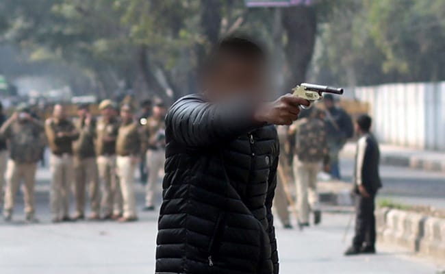 Jamia Shooter A 'Juvenile', His Marksheet 'Absolutely Genuine': School Manager