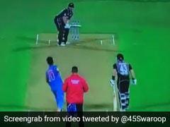 IND vs NZ: विराट कोहली ने ऐसे निशाना लगाकर किया Run-Out, देखता रह गया बल्लेबाज... देखें Video