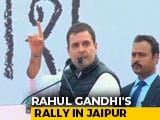 "Video : ""PM Probably Hasn't Understood Economics"": Rahul Gandhi's All-Out Attack"