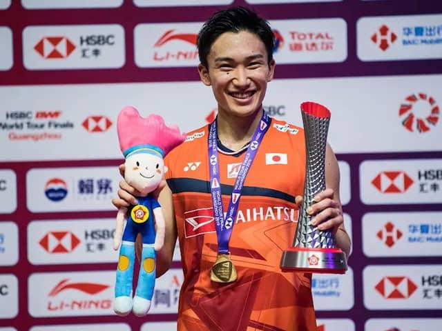 Badminton World No.1 Kento Momota Suffers Injury In Road Accident
