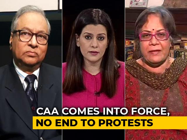 Video : Anti-CAA Scientists, Scholars Under Government Lens?