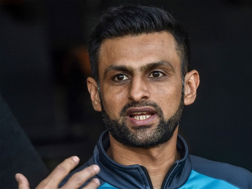 Will You Groom Coach Misbah?: Shoaib Malik Responds To Journalists Hilarious Question. Watch