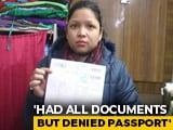 "Video : 2 Haryana Girls Say Denied Passport As They Looked Like ""Nepalis"""