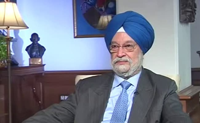 Privatisation Will Strengthen Civil Aviation Sector, Says Hardeep Singh Puri