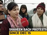 Video: Shaheen Bagh Protesters Vs Residents Over Road Block