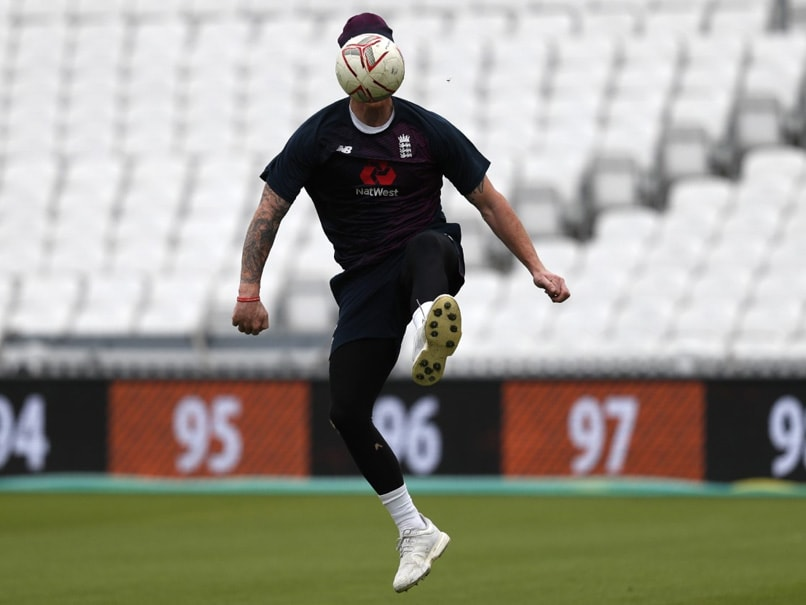 England Cricket Bans Football As Warm-up Activity After Rory Burns