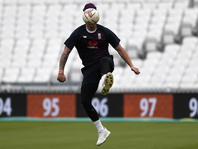 England Cricket Bans Football As Warm-up Activity After Rory Burns Injury: Report