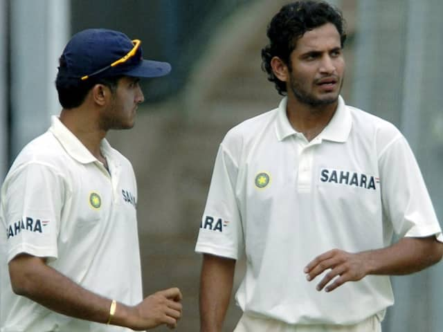 Irfan Pathan first ever Test bowler to take a hat trick in the first over of the match