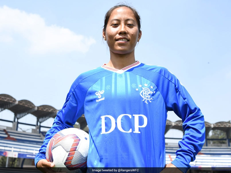 Bala Devi Hopes More Indian Woman Footballers Follow In Her Footsteps And Play In Europe
