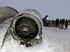 US Confirms Jet Crashed In Afghanistan, No Evidence Of Taliban Shoot-Down