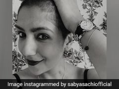 """Puts On Red Lipstick To Look Her Best"": Sabyasachi's Post On Colleague With Cancer"