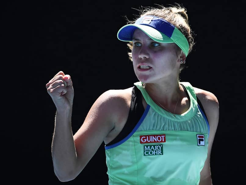 Australian Open: Garbine Muguruza Beats Simona Halep To Set Up Final With Sofia Kenin