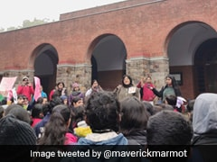"""St Stephen's Students Boycott Classes In """"Very, Very Rare"""" Move, For JNU"""