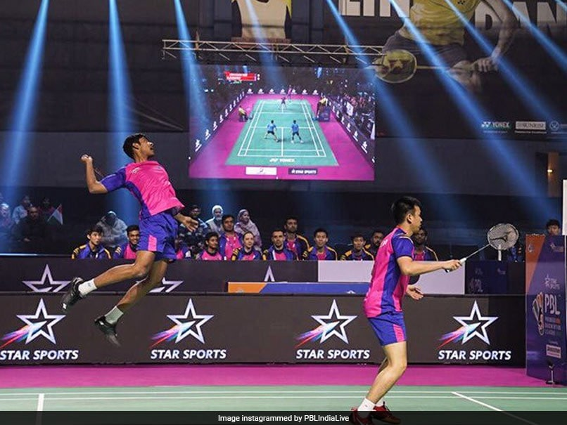 PBL: Chirag Shetty, Rituparna Das Lead Pune 7 Aces To Victory Over Mumbai Rockets