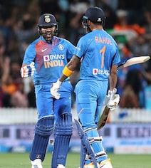 Rohit Sharma's Super Over Heroics Invite Praise From Cricket Fraternity