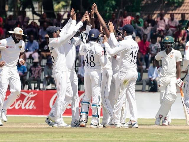 Zimbabwe vs Sri Lanka, 1st Test: Suranga Lakmal Stars As Sri Lanka Beat Zimbabwe By 10 Wickets