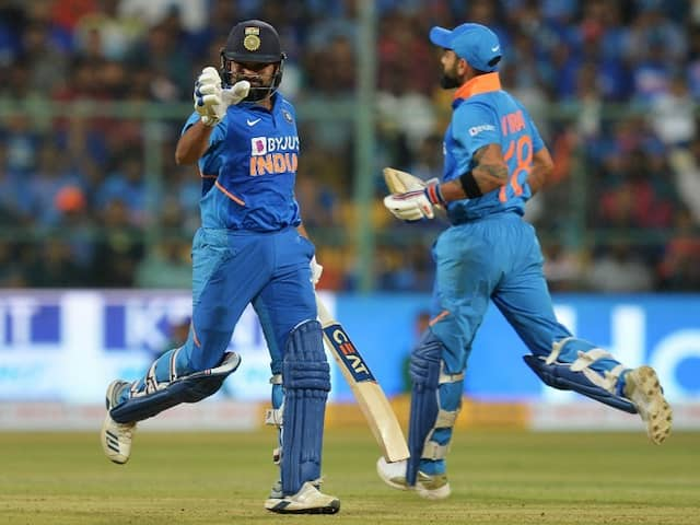 India vs Australia 3rd ODI Highlights: Rohit Sharma, Virat Kohli Star As India Clinch 3-Match Series 2-1