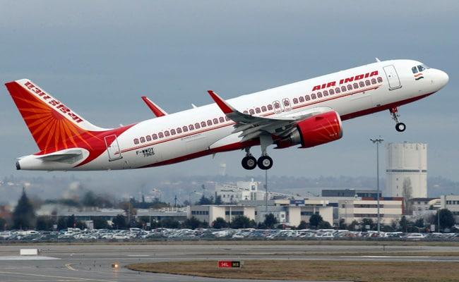 Adani Group Considers Bidding For Air India: Report
