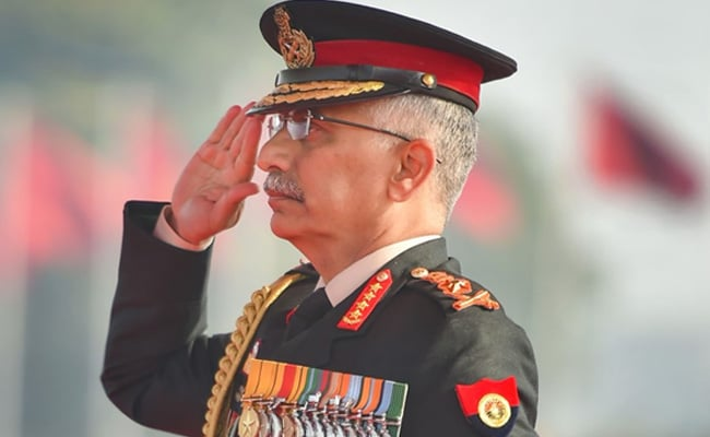 Indian Army Chief Remark On Nepal And Hint At China Draws Strong Reaction