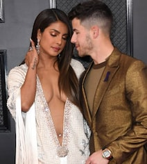 Grammys: Priyanka's Bold And Beautiful Statement With Nick By Her Side