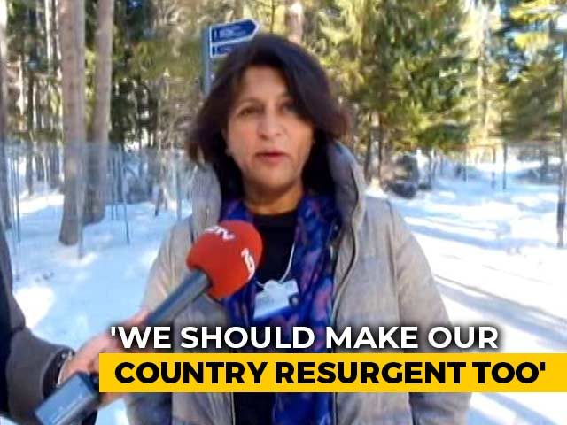 """Video : """"World Recognises Us As A Resilient Country"""": Apollo Vice Chairperson Shobhana Kamineni"""