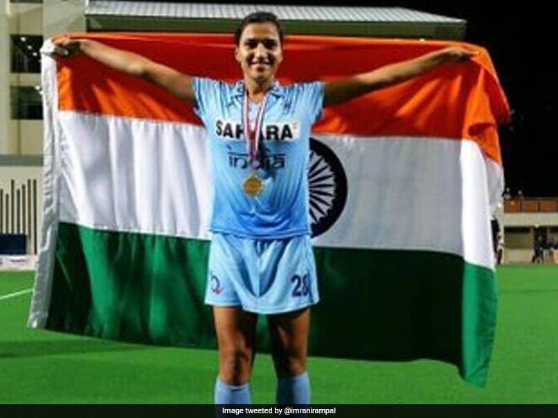 Indian Womens Hockey Captain Rani Rampal Dedicates Padma Shri Award To Entire Team And Support Staff