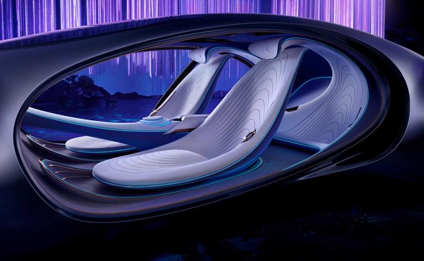CES 2020: Mercedes-Benz unveils new autonomous concept auto