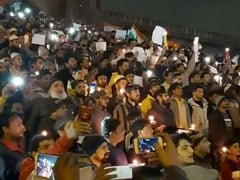Watch: Protesters Singing National Anthem At Jama Masjid Moves Twitter
