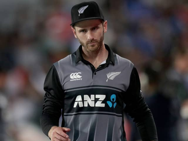 """""""India Outplayed Us In All Departments"""", Says Kane Williamson After New Zealand Lose 2nd T20I"""