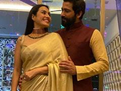 TV Actress Kamya Panjabi Shares A Glimpse Of Her Wedding Invite