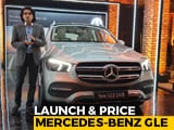 Video : Mercedes- Benz GLE Launch And Prices