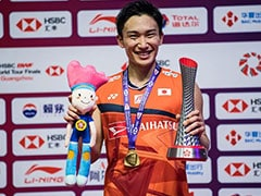 Badminton World No.1 Kento Momota Suffers Injury In Road Accident