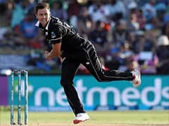 Trent Boult Skips Second Day Of New Zealand Training Camp