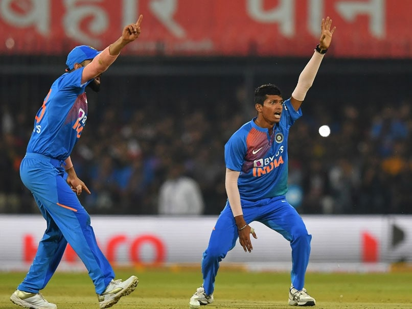 "India vs Sri Lanka: Navdeep Saini Says It's ""Important To Use Variations"" In T20 Cricket"