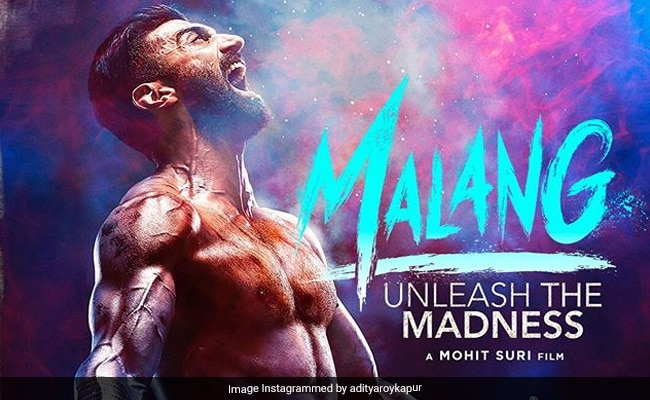 Malang First Look Aditya Roy Kapur S Intense Love Is Pure So Is Hate Pic