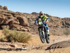 Dakar 2020: Adrien Metge Finishes 11th, Sebastian Buhler Bags 20th In Stage 3