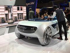 CES 2020: Honda Showcases Augmented Driving Concept