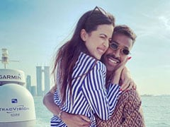 Trending: Urvashi Rautela's Comment On Rumoured Ex-Flame Hardik Pandya's Engagement Post