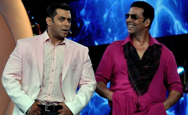 Salman Khan Books Eid 2021 With New Film Kabhi Eid Kabhi Diwali, Akshay Kumar Suggests ROFL Sequel