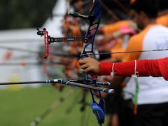 Indian Women's Compound Archery Team Wins Gold At World Championship, Men Finish Second