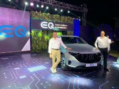 Mercedes-Benz EQ Electric Brand Launched In India; EQC To Arrive By April 2020