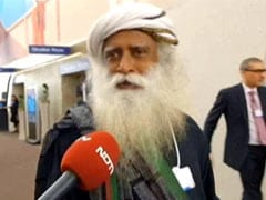 "No One Invests ""Where Buses Burn"": Sadhguru's Warning On CAA Protests"