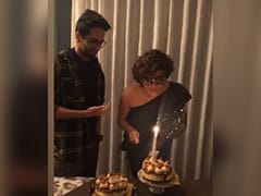 Inside Tahira Kashyap's Birthday Bash With Ayushmann Khurrana And Others