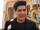 Video : Manish Malhotra On Bringing Beauty In Bollywood Films And His New Makeup Collection