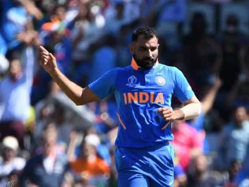 Mohammed Shami Reveals How MS Dhoni Helped Him Play With Fractured Knee In 2015 World Cup