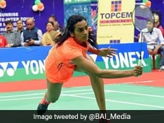 PV Sindhu Knocked Out Of Indonesia Masters In Second Round