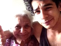 Ishaan Khatter's Heartbreaking Post On Death Of Grandmother Khadija Azeem